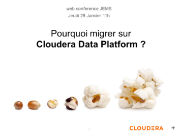 Webconférence : Migrer sur CDP