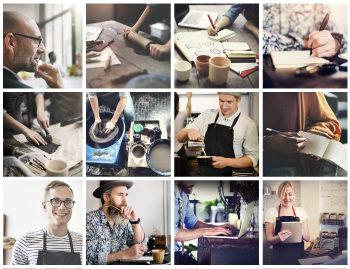 Vie d'Entreprise : les collaborateurs