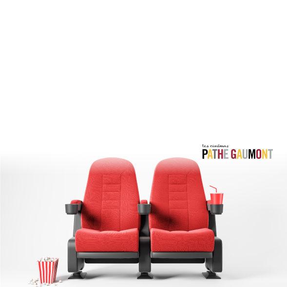 cinémas PATHE-GAUMONT