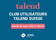 Un REX rapide à la conférence utilisateur Talend Suisse