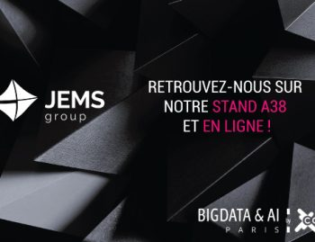 JEMS présent au salon Big Data / AI Paris 2021