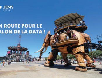 JEMS participe au salon de la Data à Nantes